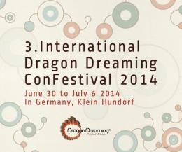 Nemzetközi Dragon Dreaming összejövetel Berlinmellett